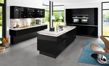 Grifflose Küchen mit einem Hauch Eleganz_13