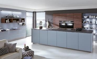 Grifflose Küchen mit einem Hauch Eleganz_1